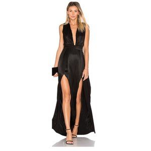 Lover & Friends Black Naomi Gown